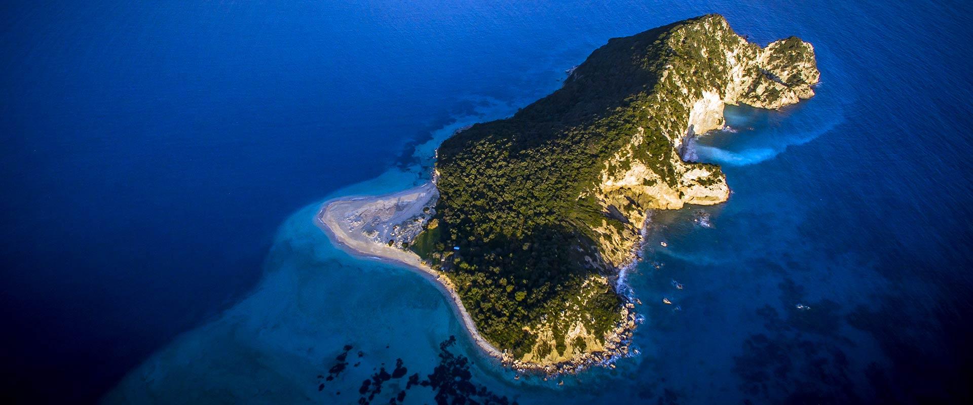 Park Morski na Zakynthos