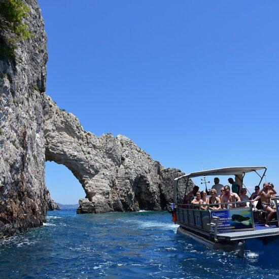 catamaran excursion 3 h