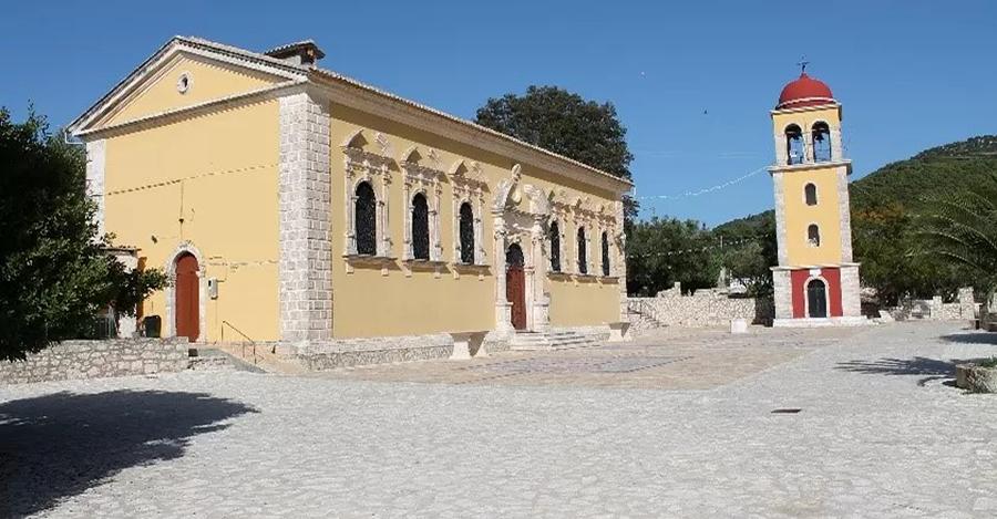 kościół dziewicy keriotissa
