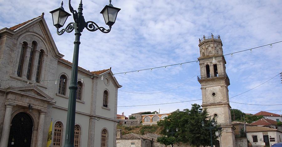 kościół san nicola kiliomenou