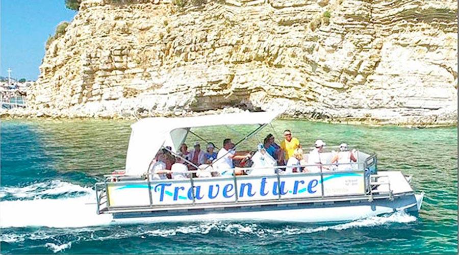 wycieczki do parku morskiego-wycieczka katamaranem