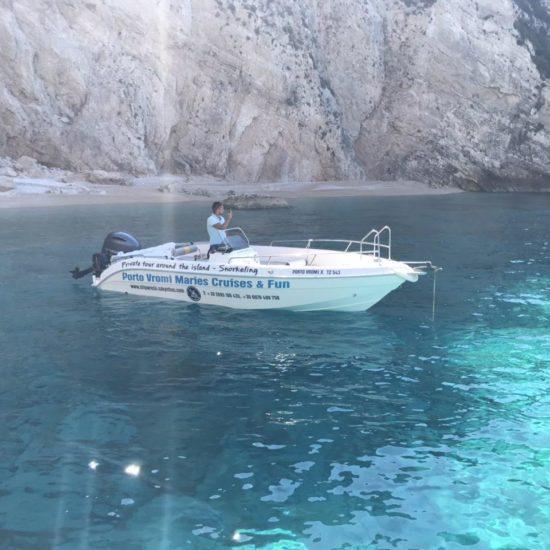 Noleggio Barca Zante