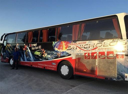 autobus wahadłowy
