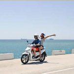 scooter rental in Zakynthos