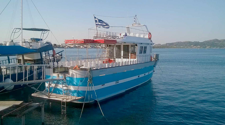 tour zante marine park boat 4 hours