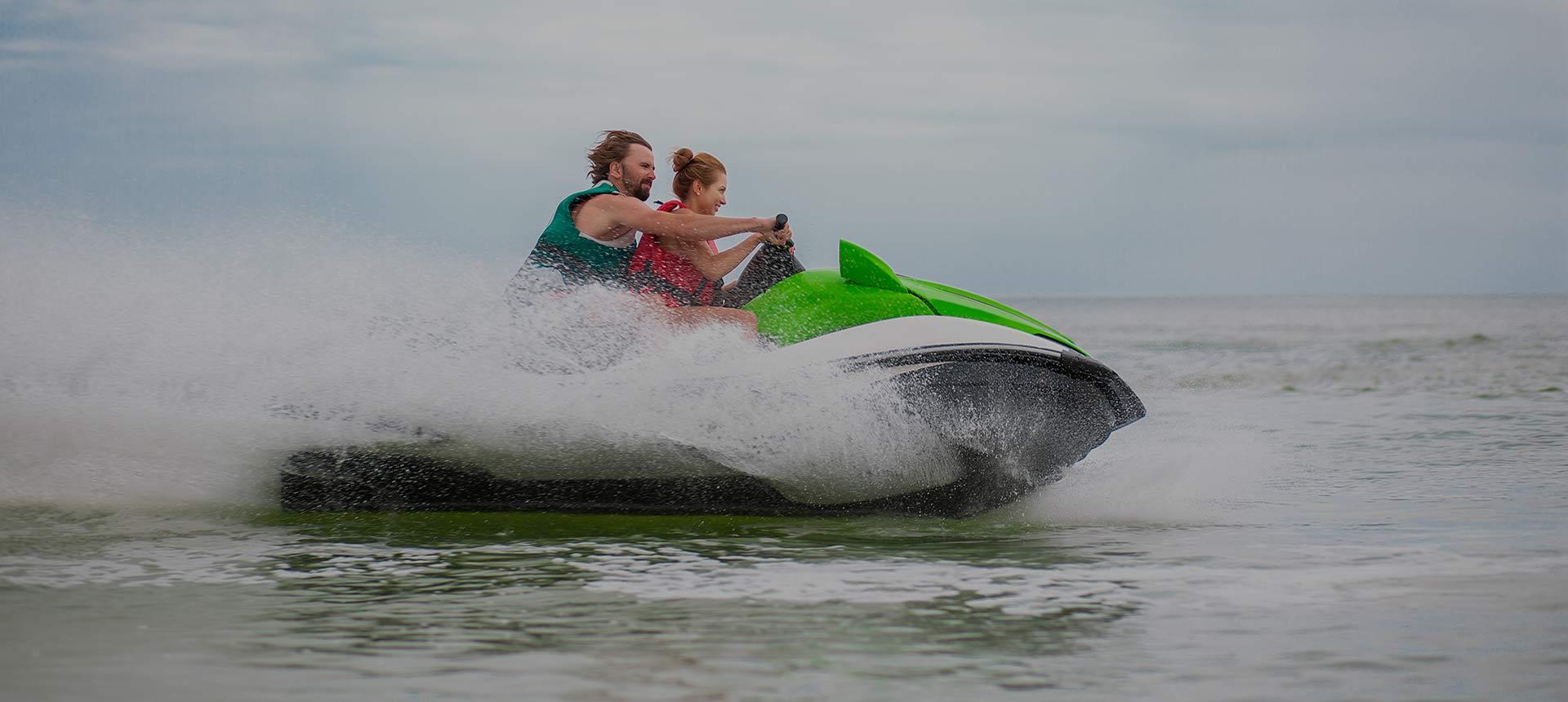water scooter zante
