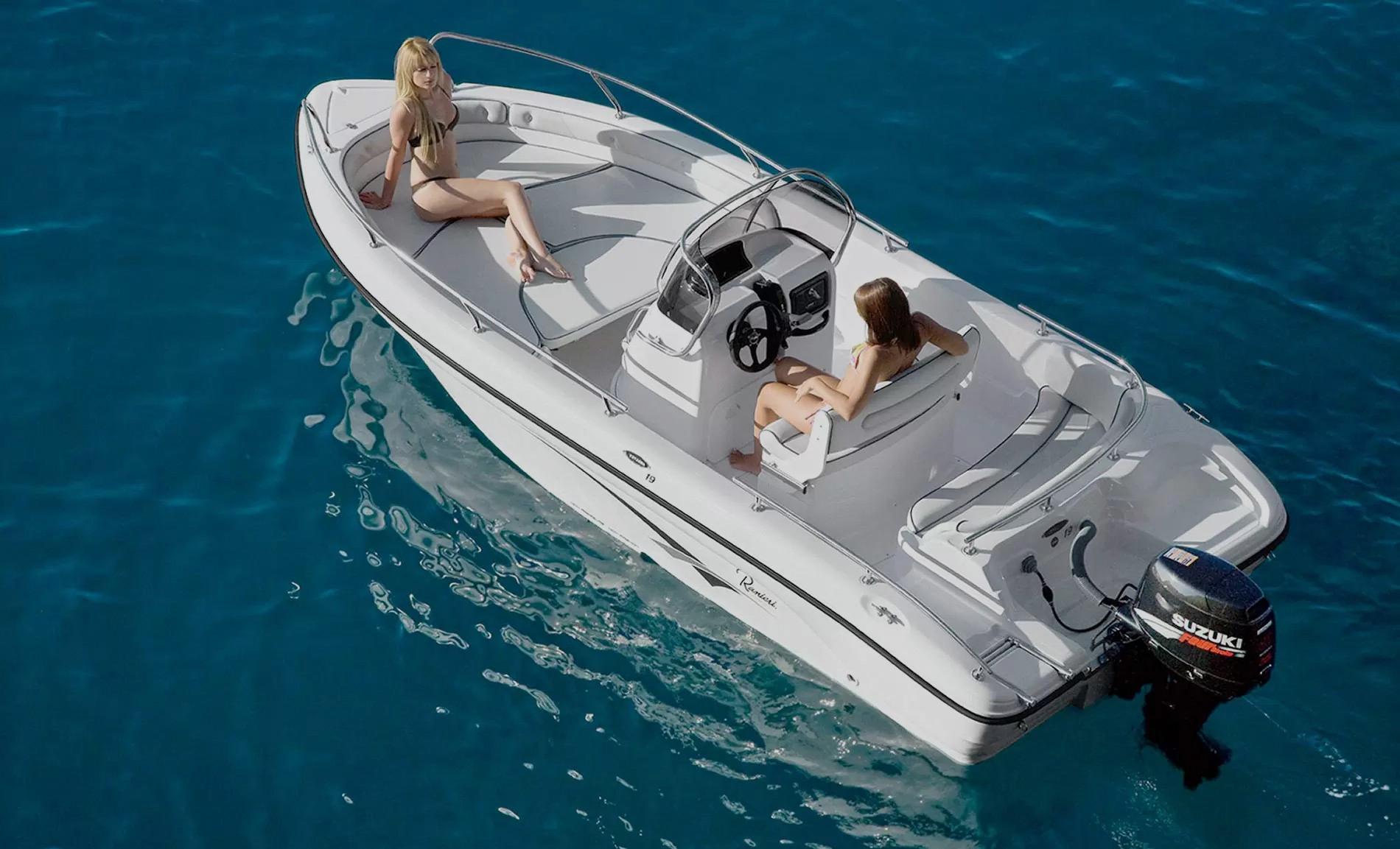 welcometozante barca senza patente