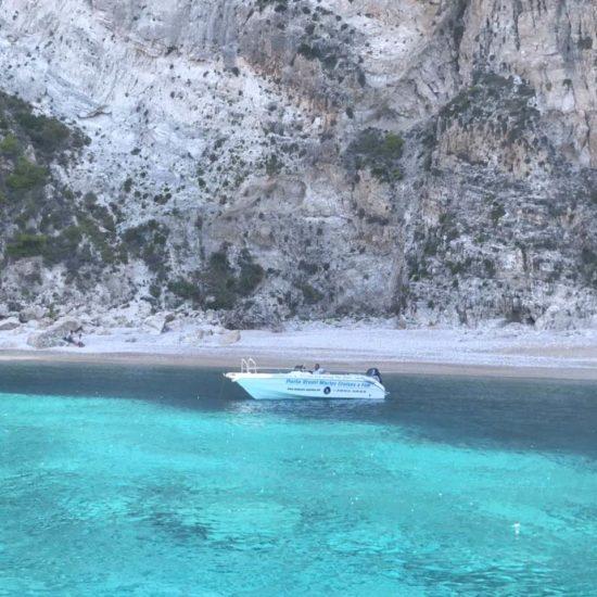 rent Boat Shipwreck zakynthos rental