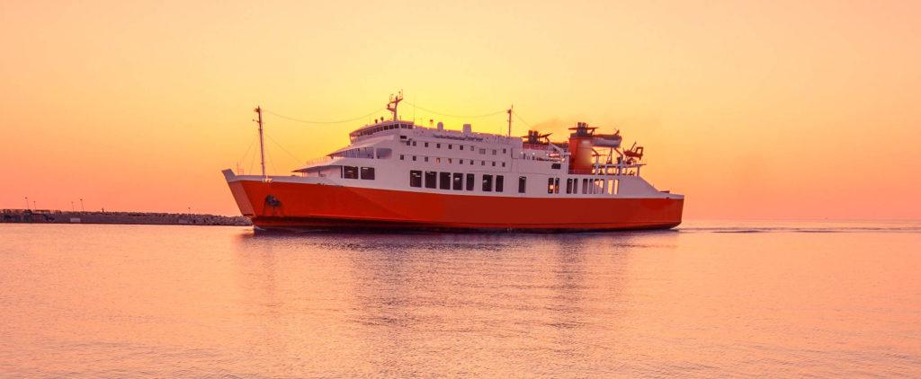 traghetto Zante Cefalonia Killini