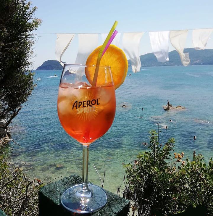 aperitivo Isola di Cameo Zante