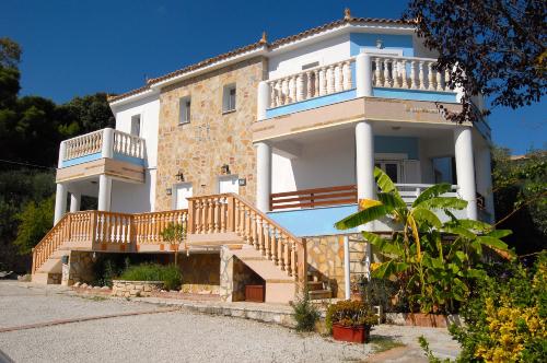 agios sostis village apartments