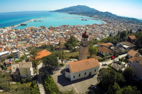 Bochali Zakynthos island