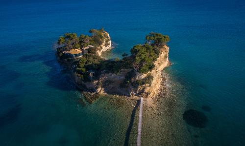 l'isola di Cameo