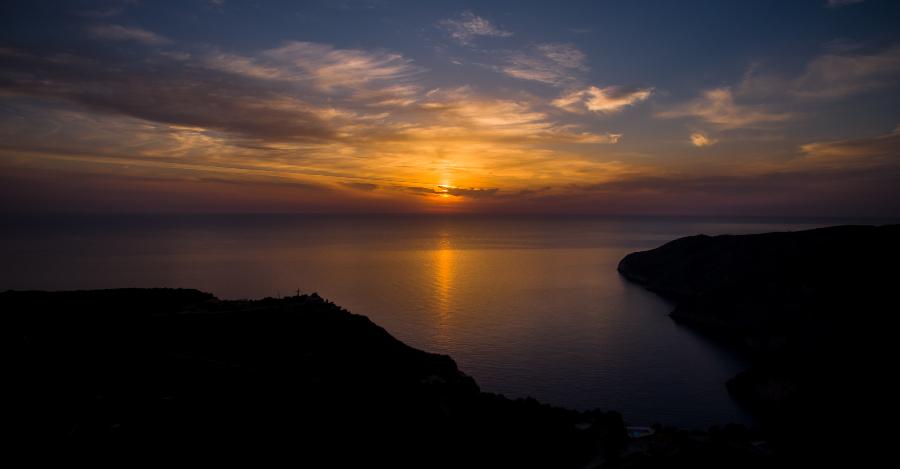 tramonto da Kampi