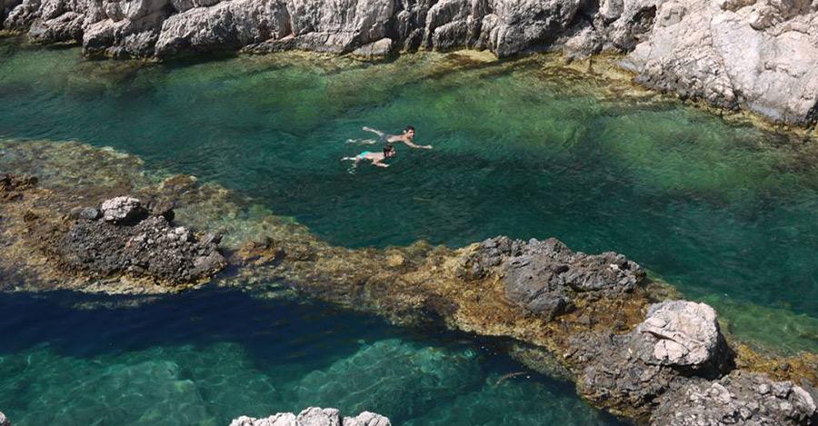 Plaża Korakonisi