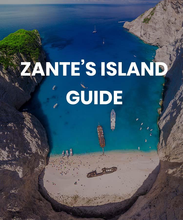 Zante's island guide