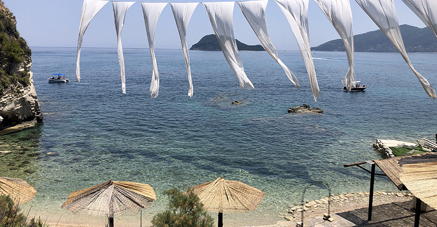 spiaggia di cameo zante