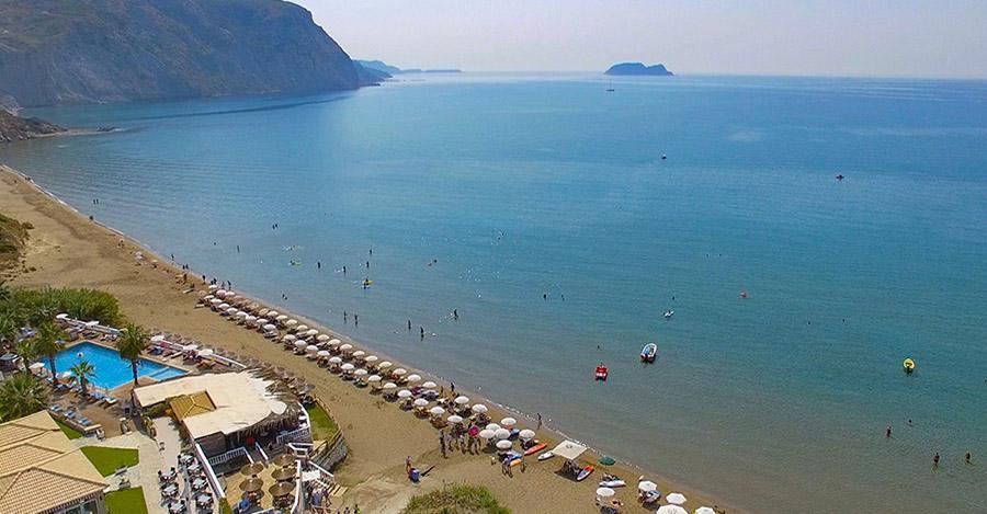 spiaggia kalamaki Zante