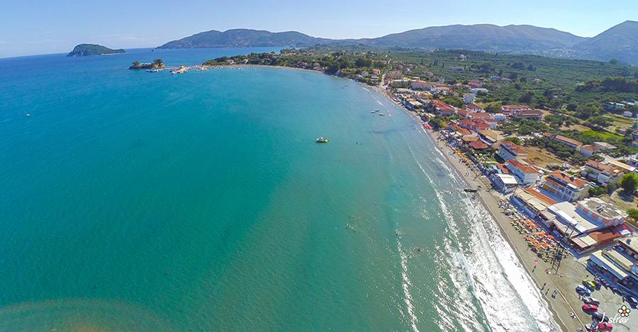 laganas beaches Zakynthos