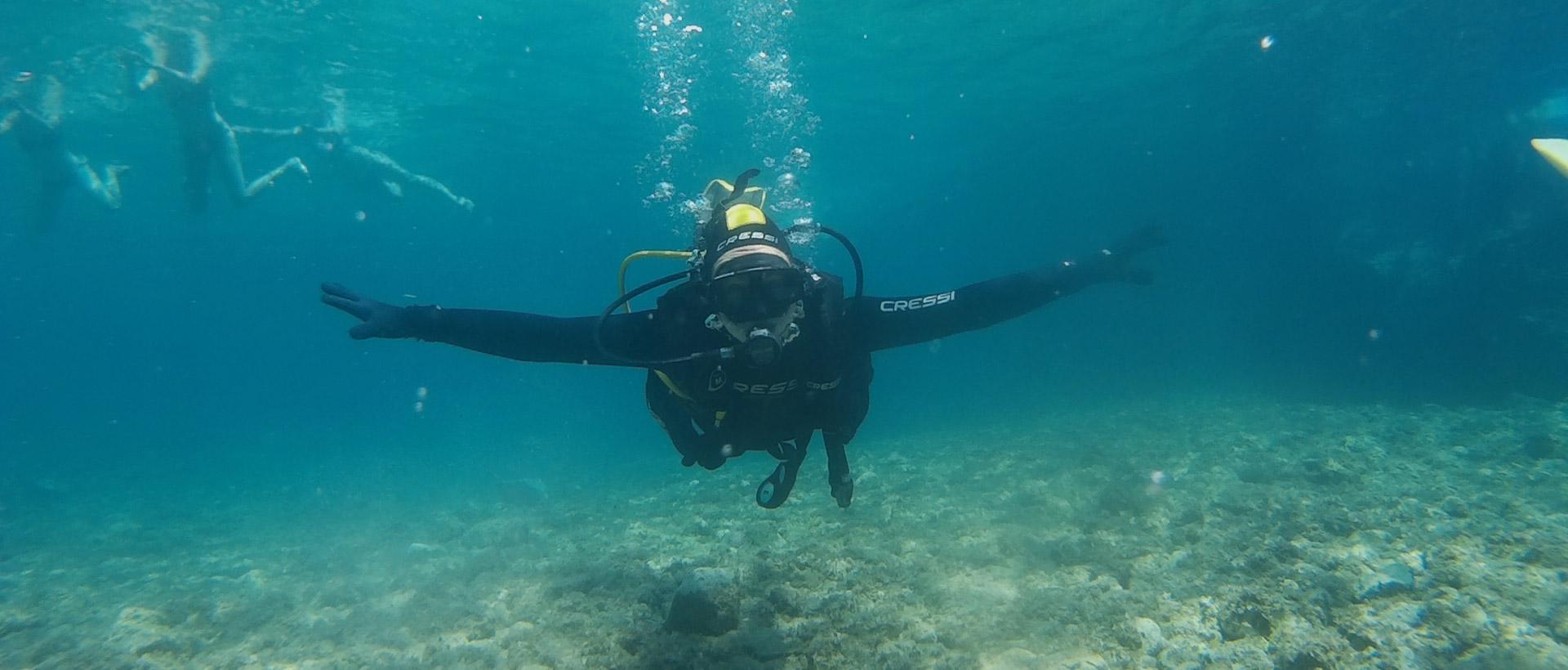 Szkoła nurkowania na Zakynthos