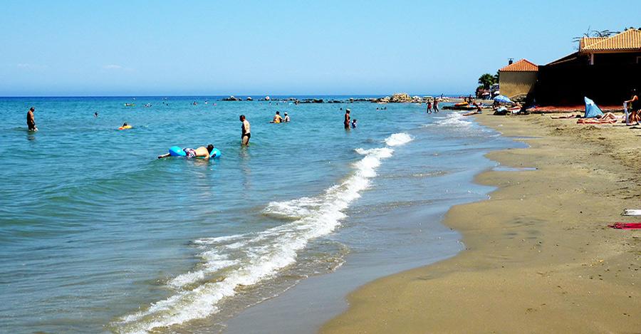 Spiaggia Argassi