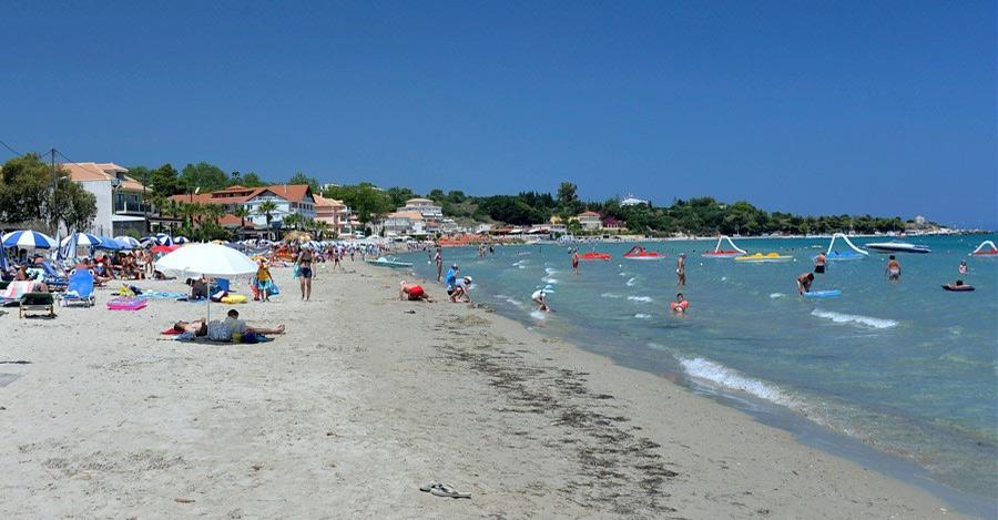 spiaggia tsilivi