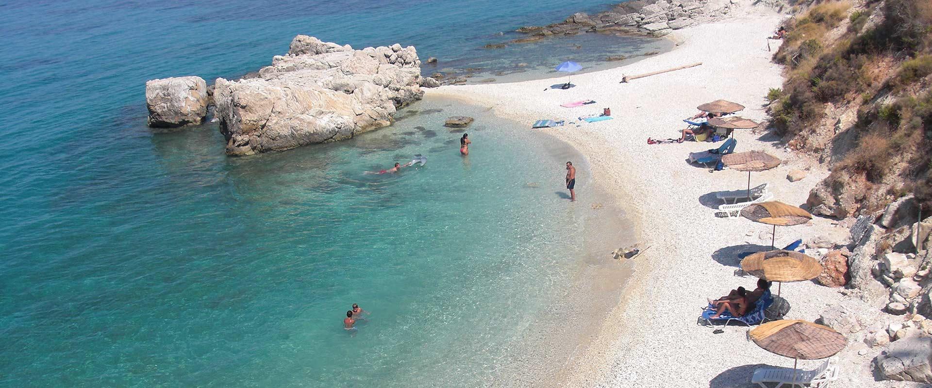 zante spiaggia xigia