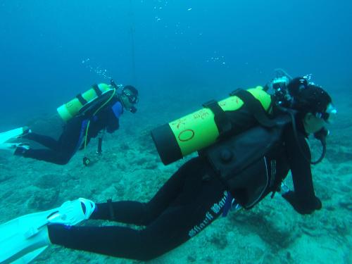immersioni scuba diving Keri Zante