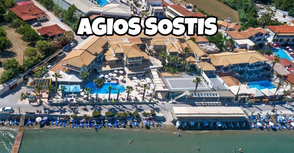 Agios Sostis Zante