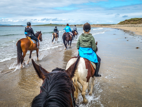 escursioni a cavallo zante