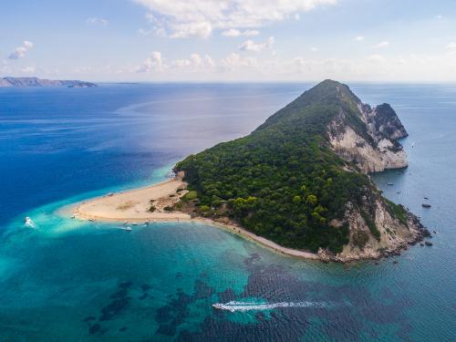 Isola di Maratonisi Zante