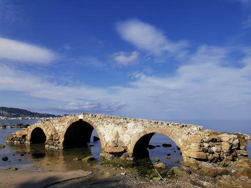 ponte veneziano Argassi bridge