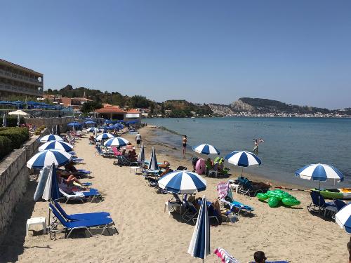 spiaggia di Argassi