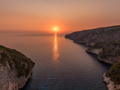 tramonto Kampi Zante