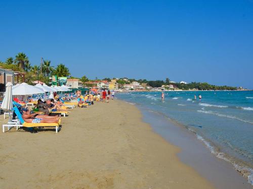 spiaggia di Tsilivi