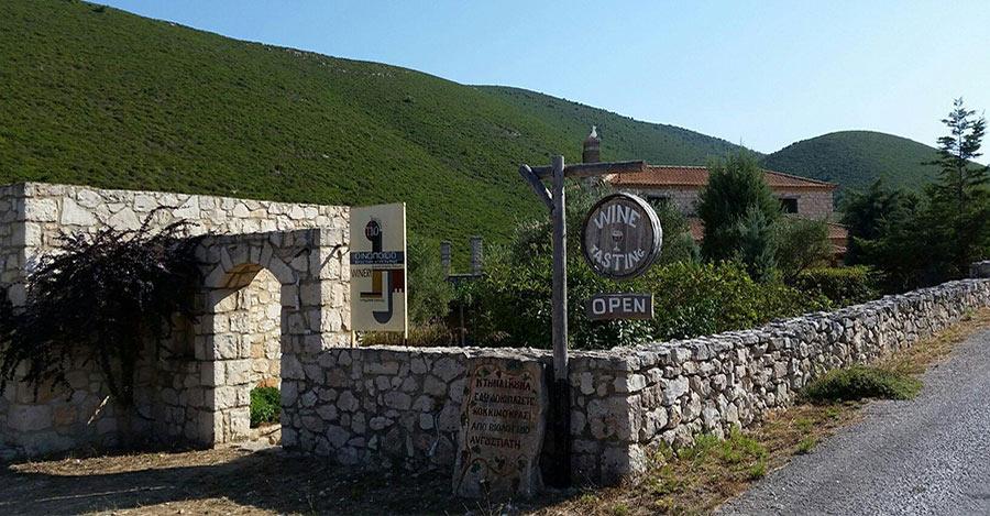 degustazione vino a Zante