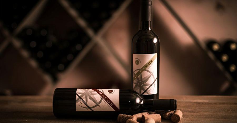 Goumas cantina vino zante