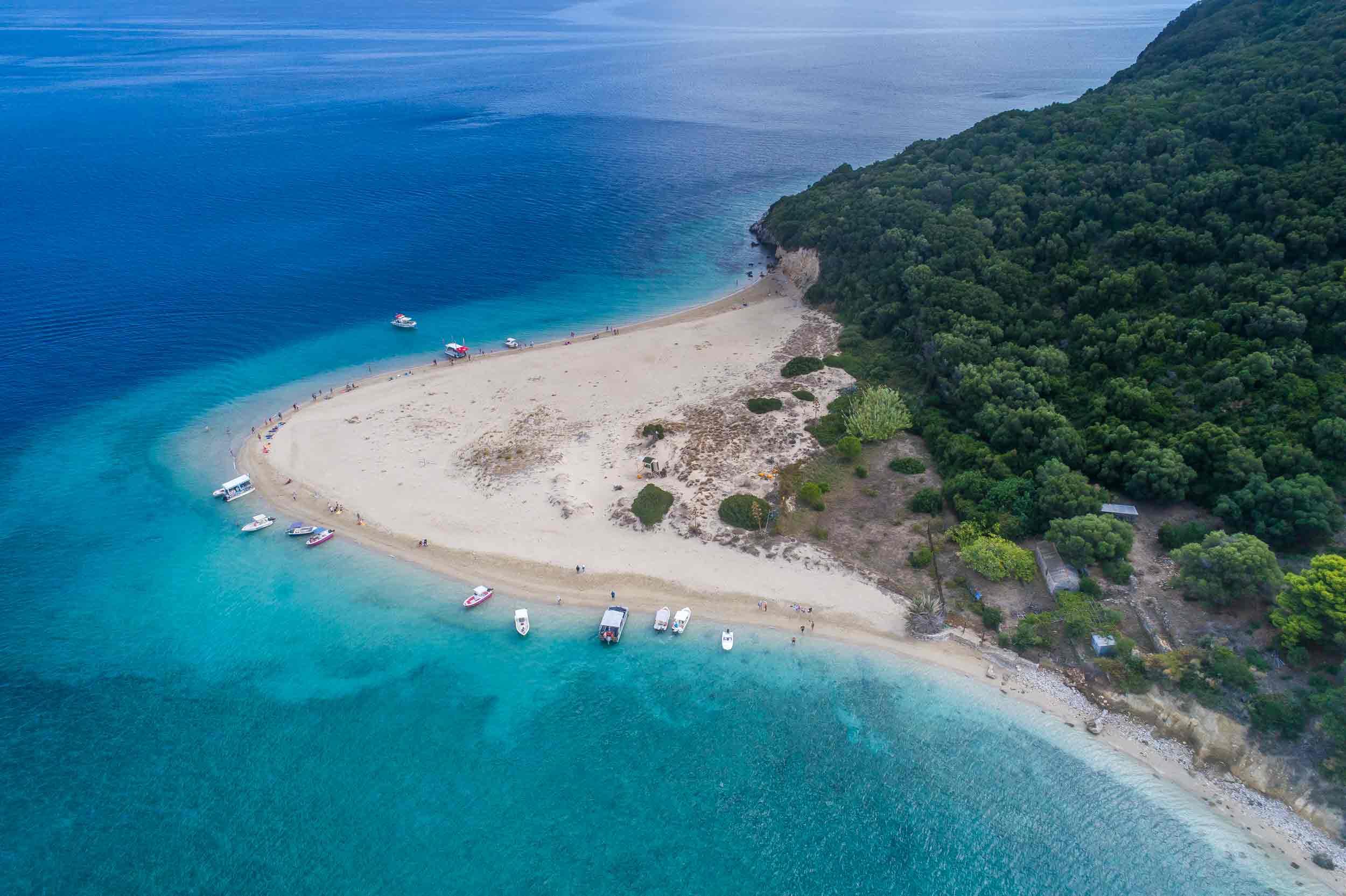 Wszystkie plaże Zakynthos