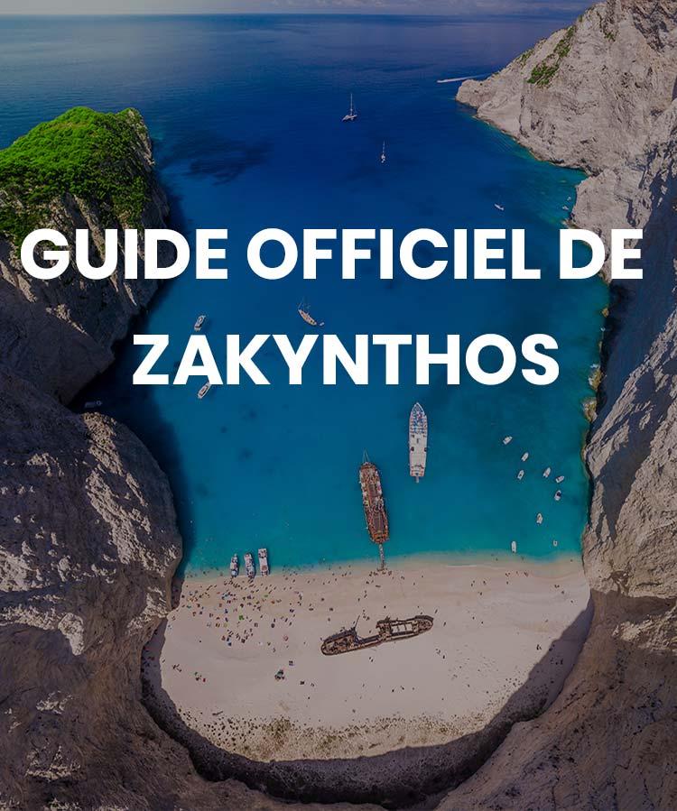 guide officiel de Zakynthos