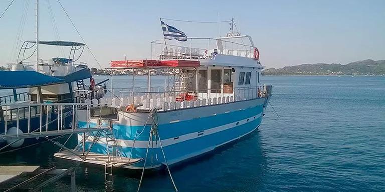 Visite avec bateau de 4 heures