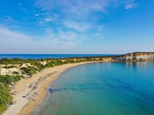 Gerakas Beach Spiaggia Zante Zakynthos