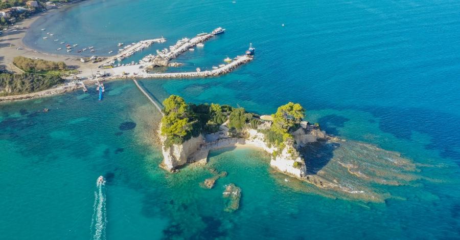 isola di cameo vacanza a zante in coppia