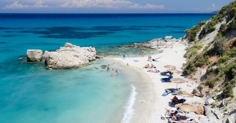 le spiagge di Zante Xigia